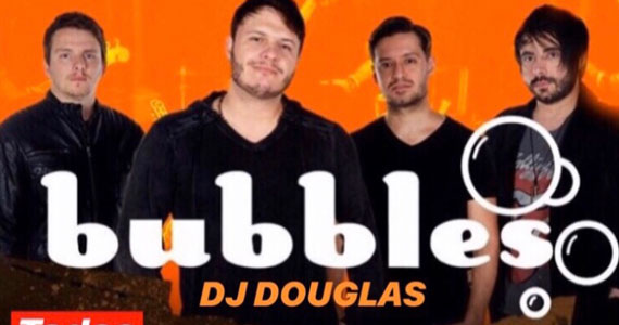Banda Bubbles realiza show no Republic Pub