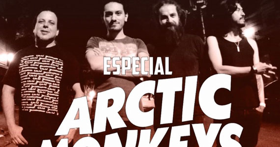 Banda Gullivera realiza tributo a Arctic Monkeys no Republic Pub