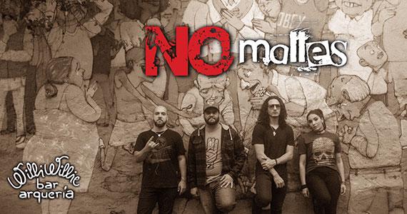 Banda NoMalles leva o classic rock ao Willi Willie Eventos BaresSP 570x300 imagem