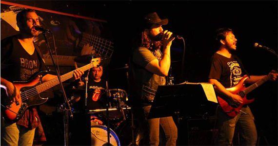 Blues On The Rocks  recebe os agitos da banda On The Road Rock Club com o melhor do pop rock e rock Eventos BaresSP 570x300 imagem