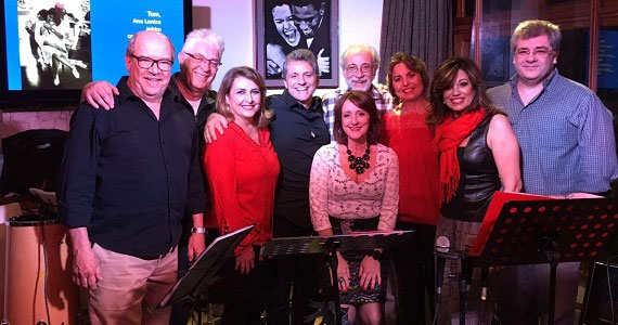 Bando da Rua faz homenagem a Tom Jobim em show Vivo Sonhando no Ao Vivo Music Eventos BaresSP 570x300 imagem