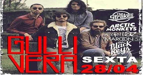 Banda Gullivera traz o melhor do pop rock da atualidade para o Bar Rock Club Eventos BaresSP 570x300 imagem