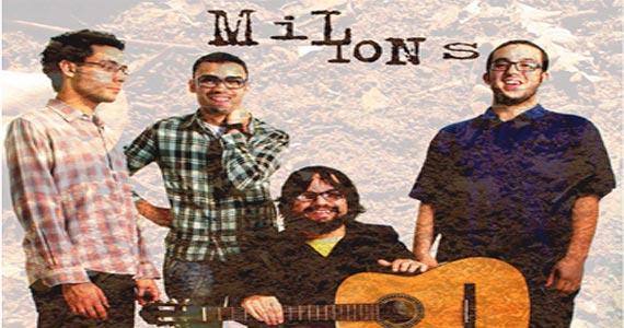Banda Mil Tons presta homenagem à obra dos artistas que integraram o Clube da Esquina no Café Piu Piu Eventos BaresSP 570x300 imagem