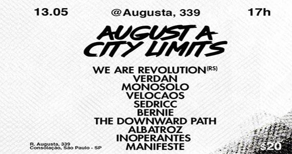 Pela primeira vez em São Paulo, banda WAR se apresenta no Augusta City Limits  do Augusta 339 Eventos BaresSP 570x300 imagem