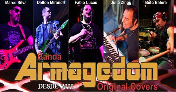 Neste sábado a banda Armagedon se apresenta no Wild Horse Music Bar  Eventos BaresSP 570x300 imagem