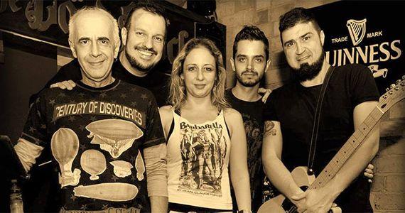 Sábado a banda GARAGEM estará no palco do The Lord Black Irish Pub com muito rock Eventos BaresSP 570x300 imagem