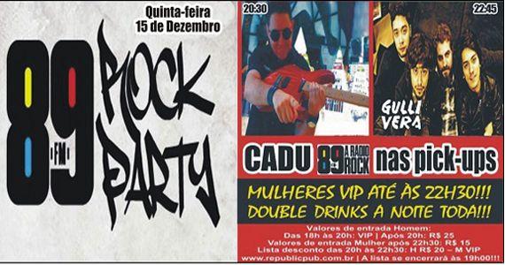 Banda Gullivera comanda a noite Rock Party com o Dj Cadu no Republic Pub Eventos BaresSP 570x300 imagem
