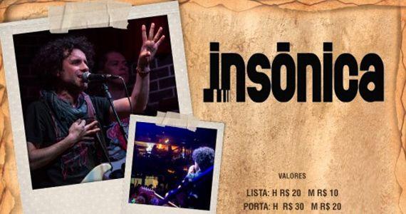 Banda Insônica se apresenta no palco do The Sailor Legendary Pub nesta quinta Eventos BaresSP 570x300 imagem