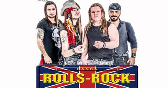 Stones Music Bar anima à noite com o bom e velho rock'n roll da banda Rolls Rock  Eventos BaresSP 570x300 imagem