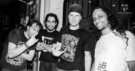 Sexta-feira a banda Sherlock Rock comanda a noite com pop rock no Duboiê Bar Eventos BaresSP 570x300 imagem