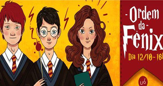 Uma verdadeira festa de Harry Potter com banquete de Halloween na Ordem da Fênix, Lab Club Eventos BaresSP 570x300 imagem