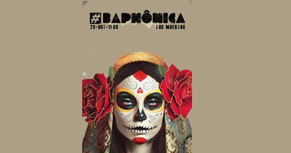 #Baphônica apresenta Halloween mexicano na Bubu Lounge Disco Eventos BaresSP 570x300 imagem