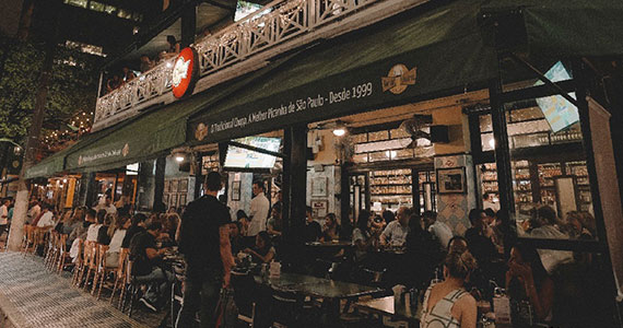 Bar do Juarez realiza happy hour no Brooklin
