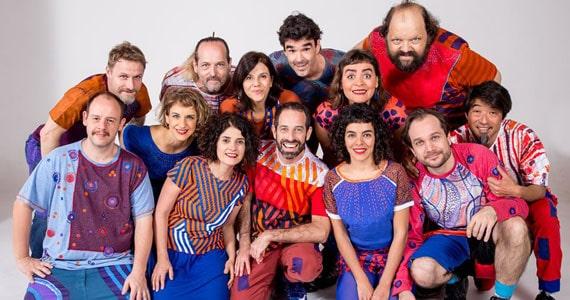 Barbatuques apresenta show de Carnaval no Sesc Parque Dom Pedro II Eventos BaresSP 570x300 imagem