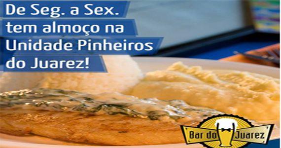 Todos os dias tem almoço executivo no Bar do Juarez de Pinheiros Eventos BaresSP 570x300 imagem