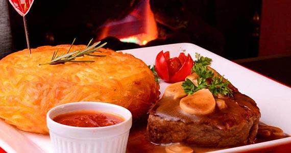 Rostie Restaurante oferece pratos especiais em Campos do Jordão Eventos BaresSP 570x300 imagem