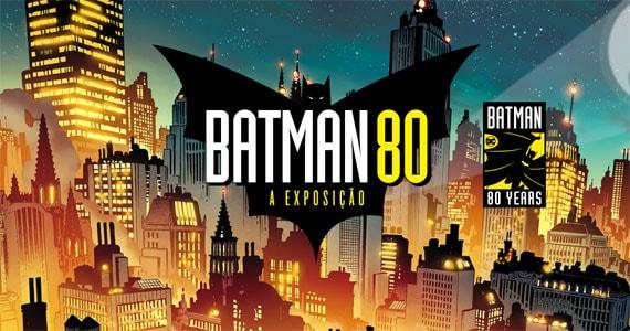 Batman 80 - A Exposição chega ao Memorial da América Latina Eventos BaresSP 570x300 imagem