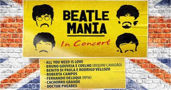 Três gerações da música brasileira se reúnem para cantar os maiores sucessos dos Beatles no Tom Brasil Eventos BaresSP 570x300 imagem
