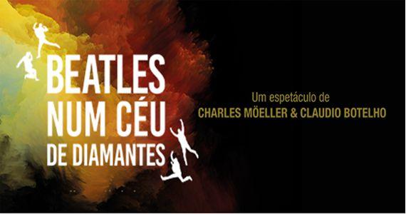 Em curta temporada o espetáculo Beatles Num Céu de Diamantes chega ao Teatro Cetip Eventos BaresSP 570x300 imagem