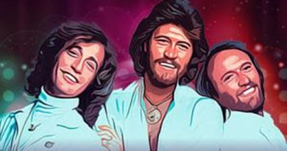 Bee Gees The History se apresenta no Teatro Gazeta