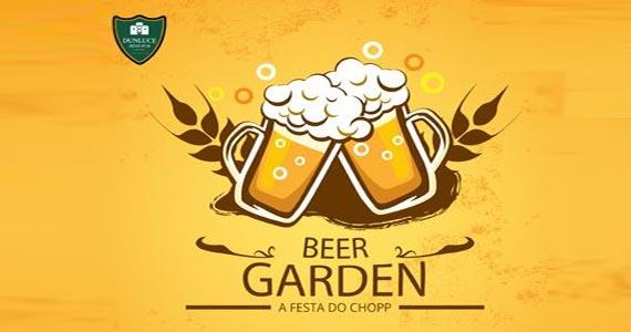 Quarta-feira é dia de Chopp Brahma a R$:1,99 na Festa BeerGarden no Dunluce Irish Pub Eventos BaresSP 570x300 imagem