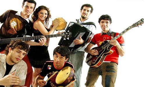 O grupo Bicho de Pé agita a noite com o melhor do forró universitário no Canto da Ema Eventos BaresSP 570x300 imagem
