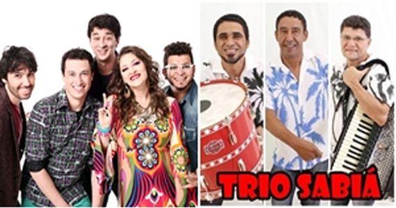 Bicho de Pé e Trio Sabiá agitam a noite no Canto da Ema com muito forró Eventos BaresSP 570x300 imagem