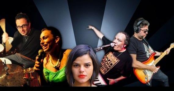 Projeto Black Beatles é comandado pela banda Black Rio no Bourbon Street Music Club Eventos BaresSP 570x300 imagem