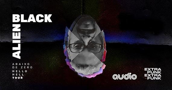 Black Alien na Audio Club em São Paulo Eventos BaresSP 570x300 imagem