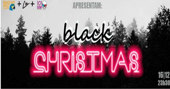 Sexta-feira é dia de se despedir de 2016 com a Black Christmas e Festa da Firma no Cult Club Eventos BaresSP 570x300 imagem
