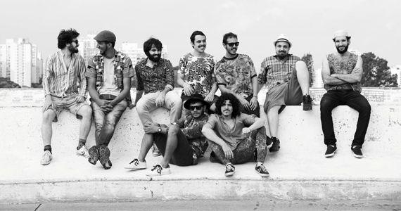 eventos - Banda Black Papa se apresenta no projeto Amplifica Música Autoral Independente no The Orleans