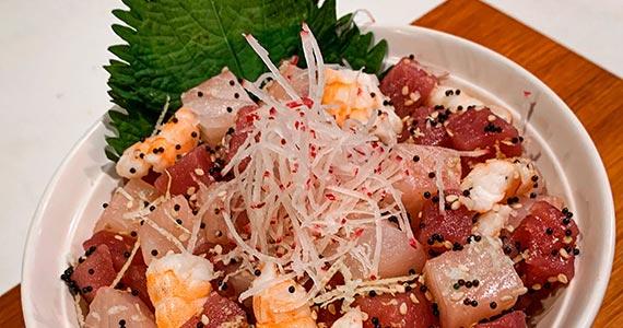 Black Sushi lança prato especial em comemoração ao aniversário de São Paulo Eventos BaresSP 570x300 imagem