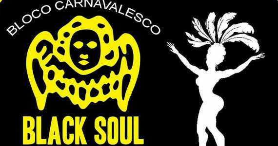 Bloco Carnavalesco Black Soul Samba desfila pelas ruas de Pinheiros no Carnaval SP Eventos BaresSP 570x300 imagem