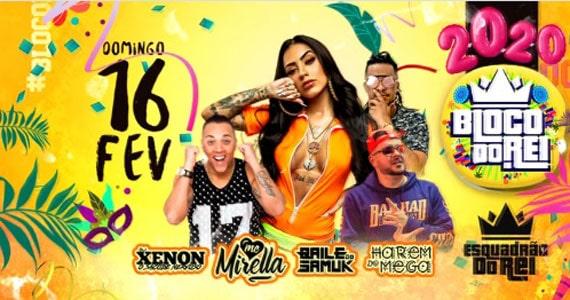 Bloco do Rei anima o Carnaval com o primeiro funk folia de São Paulo Eventos BaresSP 570x300 imagem