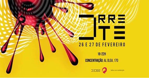 Estreia do novo bloco eletrônico de carnaval, o D-Rrete, agita às ruas da Barra Funda Eventos BaresSP 570x300 imagem