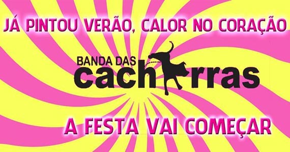 Bloco de Carnaval Banda das Cachorras desfila na Praça da Toco  Eventos BaresSP 570x300 imagem