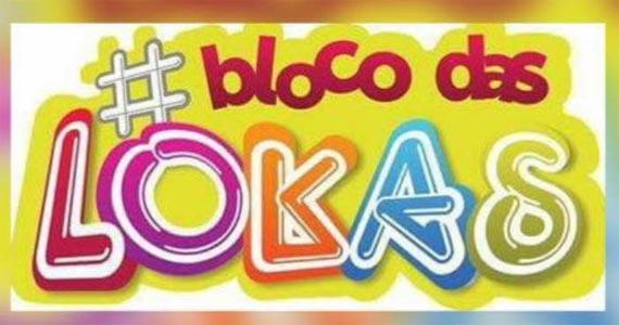 Toda animação do Bloco das Lokas animando os foliões na Domingos Rosolia Eventos BaresSP 570x300 imagem
