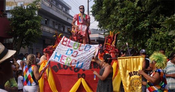 Bloco do Hercus sai pelas ruas do extremo sul da cidade de São Paulo Eventos BaresSP 570x300 imagem