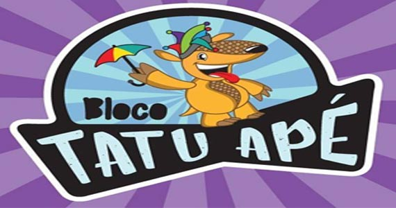 Esquenta do Bloco Tatu Apé acontece neste domingo no Quintal do Espeto Tatuapé Eventos BaresSP 570x300 imagem