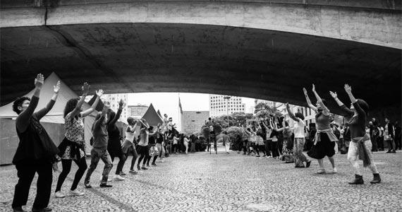 Domingo é dia de curtir o bloco afro Ilú Obá de Min no Centro de SP Eventos BaresSP 570x300 imagem