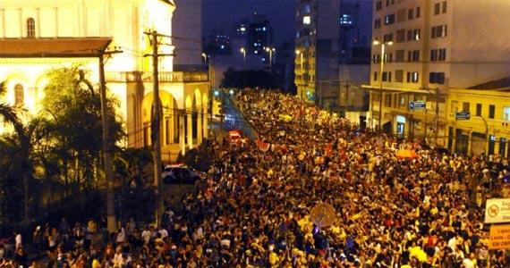 Bloco de Carnaval Agora Vai desfila pelas ruas da Barra Funda Eventos BaresSP 570x300 imagem