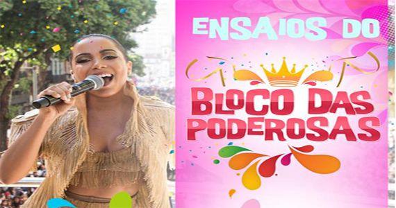 A cantora Anitta traz o ensaio do bloco das Poderosas para agitar o pré-carnaval da The Week  Eventos BaresSP 570x300 imagem