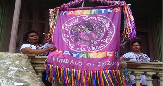 Desfile do Bloco Casa de Dona Yayá anima os foliões nas ruas da Bela Vista  Eventos BaresSP 570x300 imagem