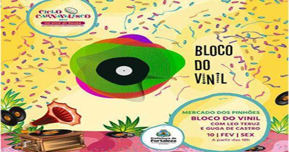 Bloco do Vinil desfila no pré carnaval da Vila Madalena, neste sábado Eventos BaresSP 570x300 imagem