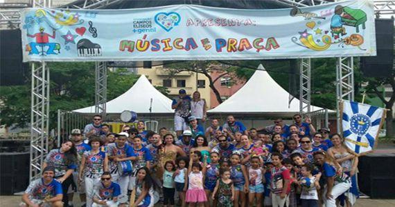 Sábado é dia de curtir o carnaval 2017 com o bloco Filhos da Santa na Avenida São João Eventos BaresSP 570x300 imagem