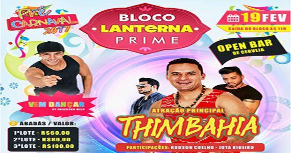 Carnaval com muito axé é na Vila Madalena com o Lanterna Prime  Eventos BaresSP 570x300 imagem