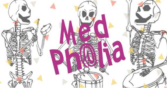 Bloco de Carnaval Med Pholia contra o Câncer Infantil desfila pelas ruas de Pinheiros Eventos BaresSP 570x300 imagem
