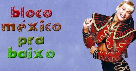 Os ritmos latinos vão invadir as ruas da Cerqueira César com o Bloco México para Baixo  Eventos BaresSP 570x300 imagem