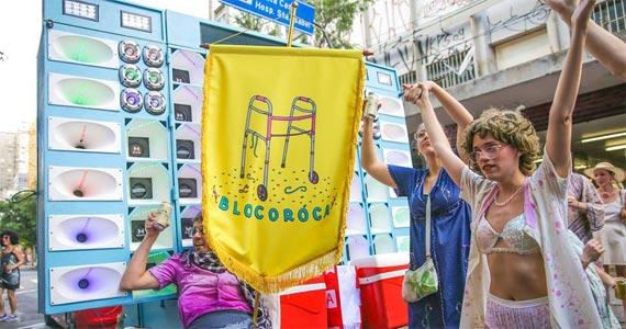 Blocoroca promove o seu cortejo no centro de São Paulo Eventos BaresSP 570x300 imagem