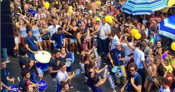 Super esquenta de carnaval com a bateria S/A na Vila Butantan Eventos BaresSP 570x300 imagem